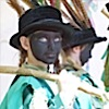 border morris at Chippenham used entirely without permission but it's only a little detail...